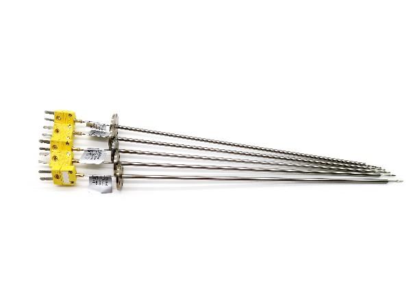 K型铠装式热电偶