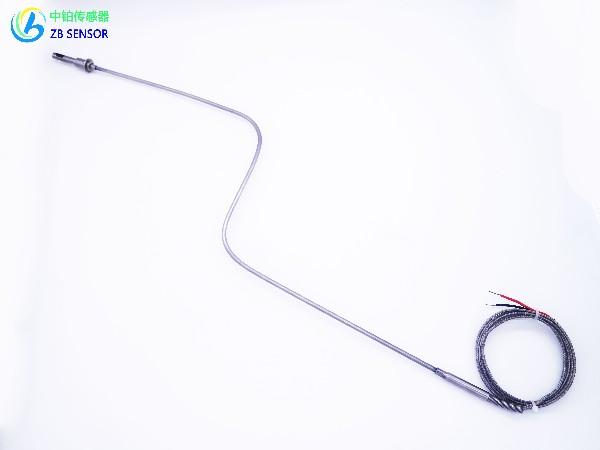 弯曲式铠装热电偶