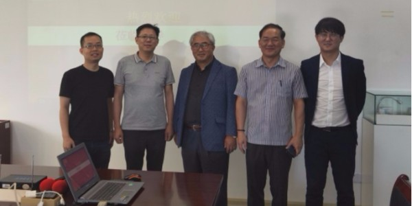 欢迎韩国厂家来我司进行R型热电偶及氧化锆管业务洽谈