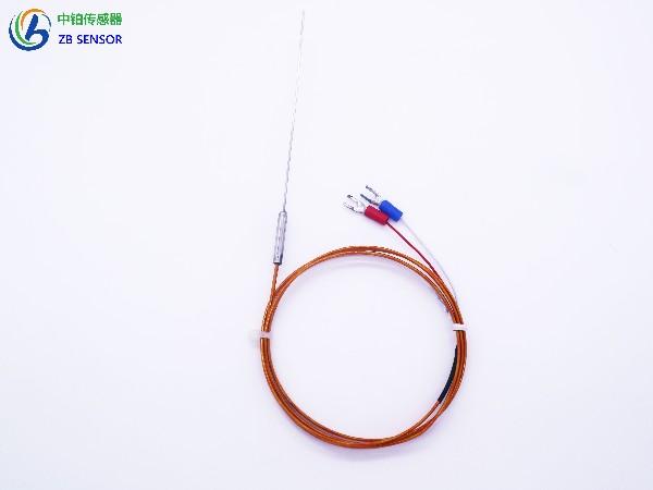 金属接头针式铠装热电偶